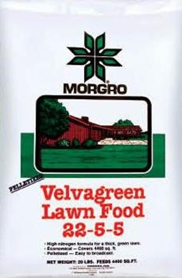 VELVAGREEN LAWN FOOD