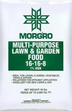 MULTI PURPOSE LAWN &GARDEN FOOD