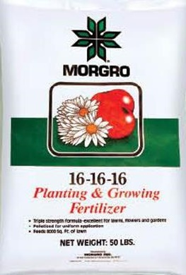 PLANTING & GROWING FERTILIZER